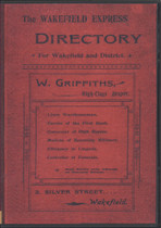 The Wakefield Express Directory 1901