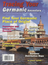 Tracing Your Ancestors Magazine: Tracing Your Germanic Ancestors