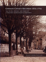 German Census Records 1816-1916: The When, Where, and How of a Valuable Genealogical Resource