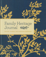 Family Heritage Journal: History, Stories and Cherished Keepsakes
