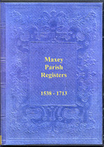 Northamptonshire Parish Registers: Maxey 1538-1713