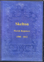 Cumberland Parish Registers: Skelton 1580-1812
