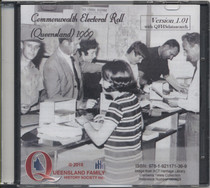 Queensland Commonwealth Electoral Roll 1969