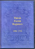 Yorkshire Parish Registers: Thirsk 1556-1721