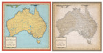 Carta Bella 12x12 Cartography No. 1 Australia