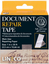 Document Repair Tape (25mm x 10.6m)