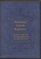 Yorkshire Parish Registers: Hackness 1566-1785