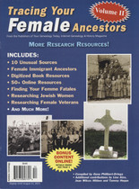 Tracing Your Ancestors Magazine: Tracing Your Female Ancestors Volume 2