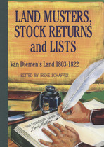 Land Musters, Stock Returns and Lists 1803-1822 (book)