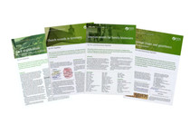 Handy Guide: German Research Starter Pack (Set of 4)