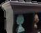 Cubby shelf