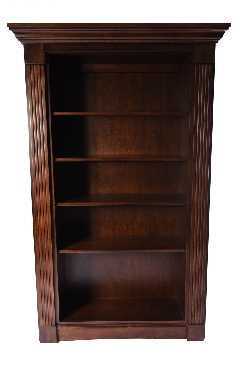 Tall Bookcase Secret Compartment Furniture