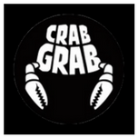 Image of crab grab logo.