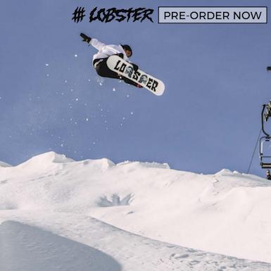 Pre Order 2020 Lobster Snowboards