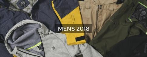 Saga Outerwear 2018 Mens
