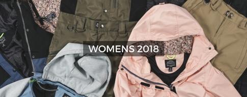 Saga Outerwear 2018 Womens