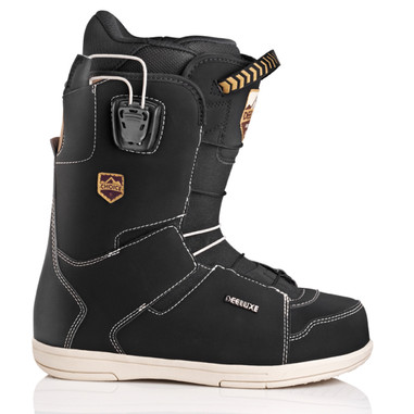 Deeluxe 2018 Choice Snowboard Boots Black