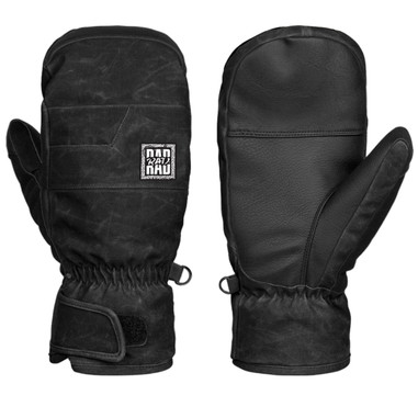 Rad The Weekender Mitten Wax Black