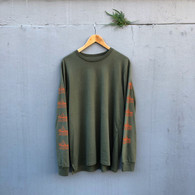 The Mountain Garage OG Long Sleeve Green