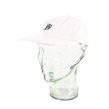 BLAK Benson Cap White