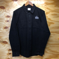 The Mountain Garage Shop Flannel Black