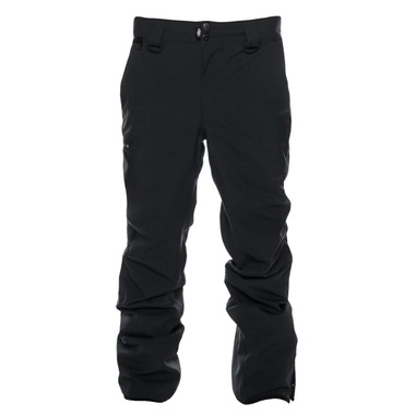 Saga Fatigue Pants Black