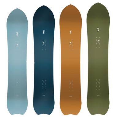United Shapes Horizon Snowboard
