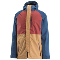 Airblaster Yeti Stretch Jacket Navy Camel