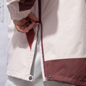 Airblaster Trenchover Jacket - Side zip