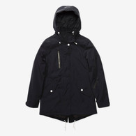 Holden Fishtail Jacket Black