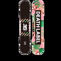 Death Label Flower Snowboard 2019