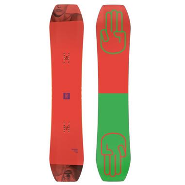 Bataleon Wallie Wide Snowboard 2020
