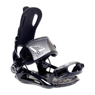 SP FT270 Fastec Bindings Black