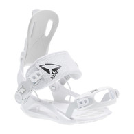 SP FT270 Fastec Bindings White