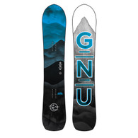 GNU 2020 Antigravity Wide Snowboard