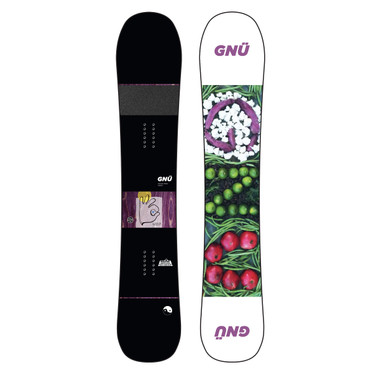 GNU 2020 Mullair Snowboard