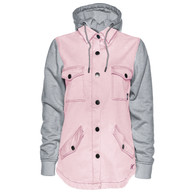 Saga Eleanor Insulated Jacket Adobe