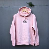 TMG OG Womens Hoodie Pale Pink