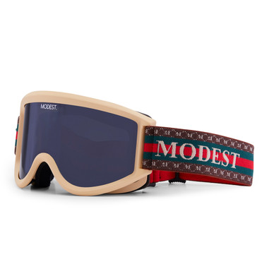 Modest Team Goggles Bowler