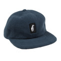 Crab Grab Fur Cap Navy