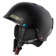 Shred Half Brain Helmet Shrasta