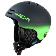 Shred Slam Cap No Season Helmet Green