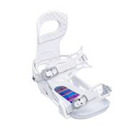 Bent Metal 2020 Metta Bindings White