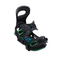 Bent Metal 2020 Transfer Bindings Black