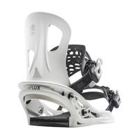 Flux TT White 2020 Snowboard Bindings