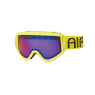 Airblaster Team Air Goggles Matte Yellow RBC