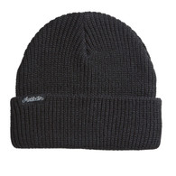 Airblaster Commodity Beanie Black