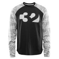 32 Ridelite LS Thermal White/Camo