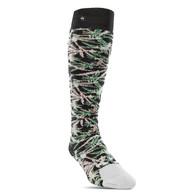 32 Sweet Leaf Sock White