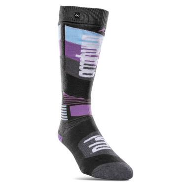 32 Performance ASI Sock Black